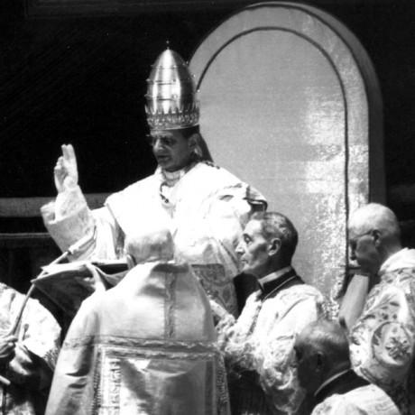 Paus Paulus VI tiara