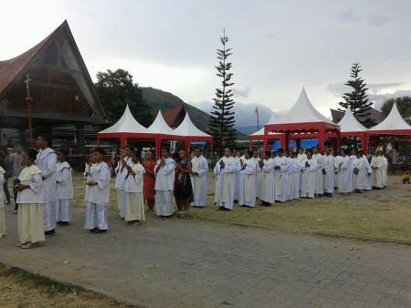 Keuskupan Agung Medan Youth Day 2014