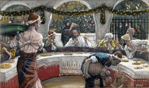 Yesus dan farisi