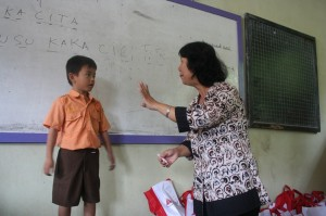 guru mengajar di bangka ok