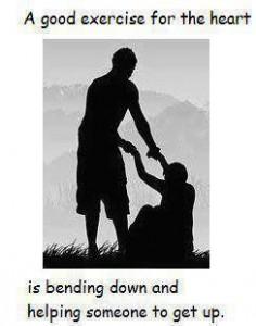 menolong orang by good heart