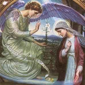 kabar gembira malaikat