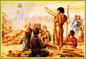 yohanes pembaptis by ist