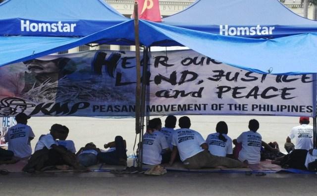paus dan demo filipina