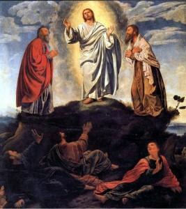 Transfiguration by Giovanni Gerolamo Savoldo, 16th century