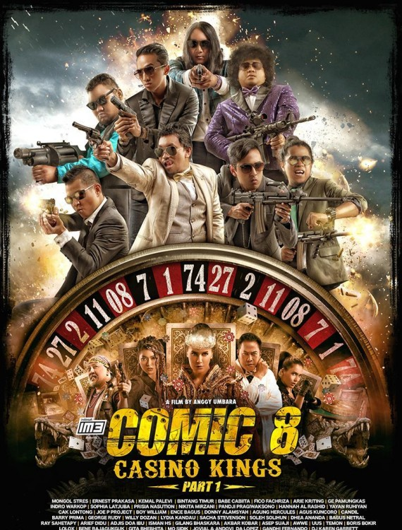 poster COMIC 8 Casino Kings Part 1