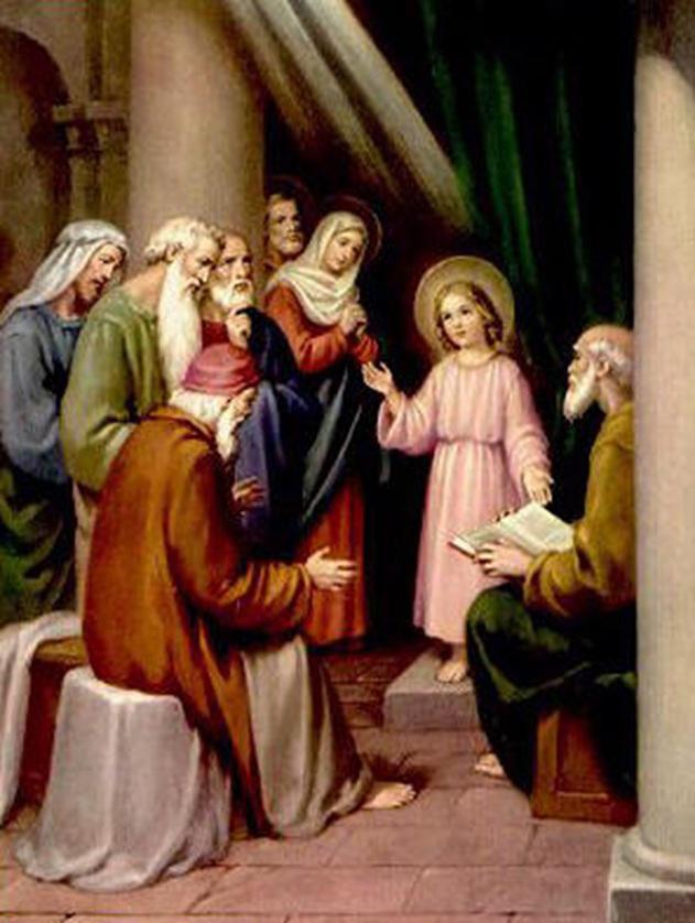 Pesta Keluarga Kudus Nazaret Yesus Maria Dan Yosef Sesawi Net