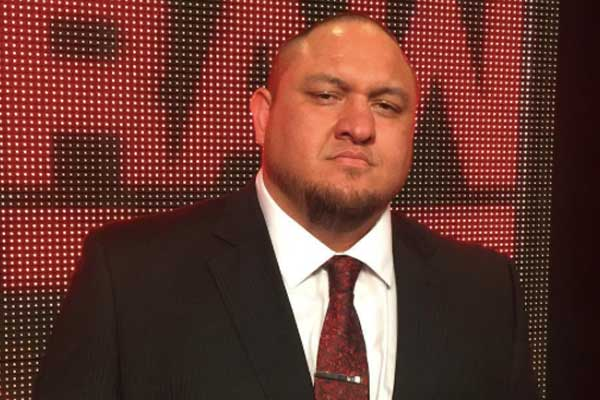 Samoa Joe Working Live Events, Team 3D Opening Another ...