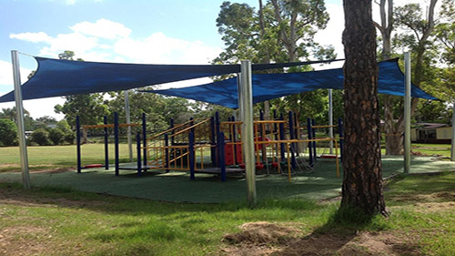 Commercial and Shop Shade Sails by South East Shade Sails