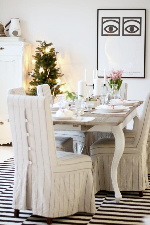 Julbord_dukning_