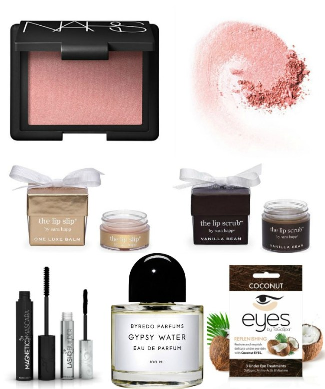 Wishlist_Collage_Byredo_Magnetic_Mascara__Sara_Happ_NARS_Orgasm_Eyes_Togospa