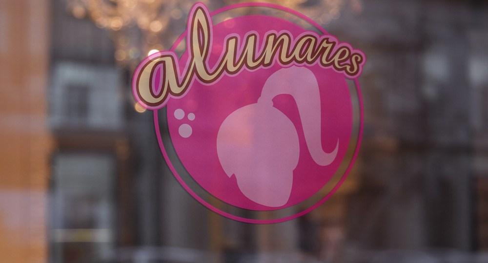 Diseño de logo Alunares