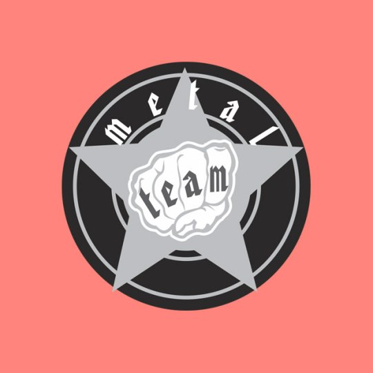 Diseño de logo para Metal Team