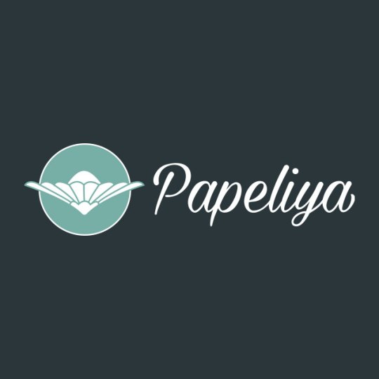 Diseño de logo Papeliya