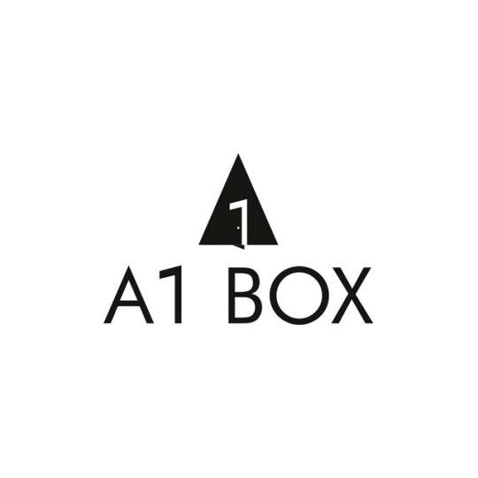 Diseño de logo A1Box