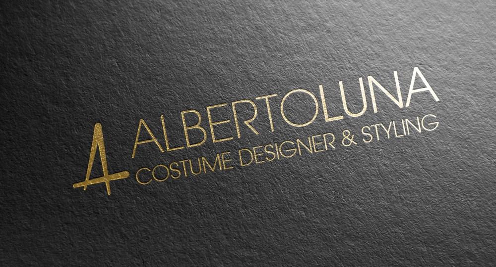 Diseño de logo para Alberto Luna