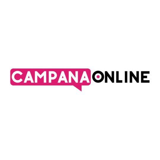 Diseño de Logo para Campana Online