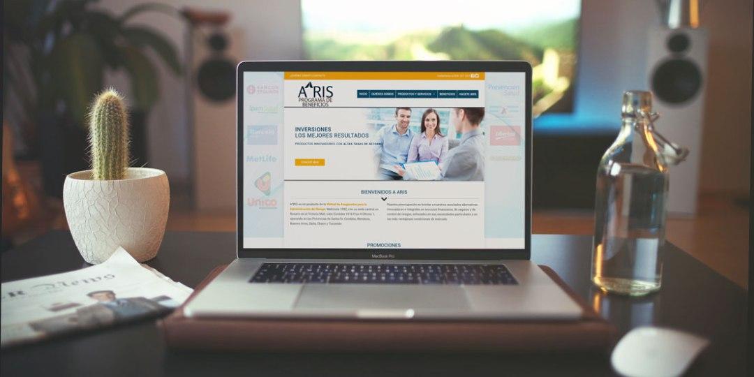 Diseño de sitios webs WordPress