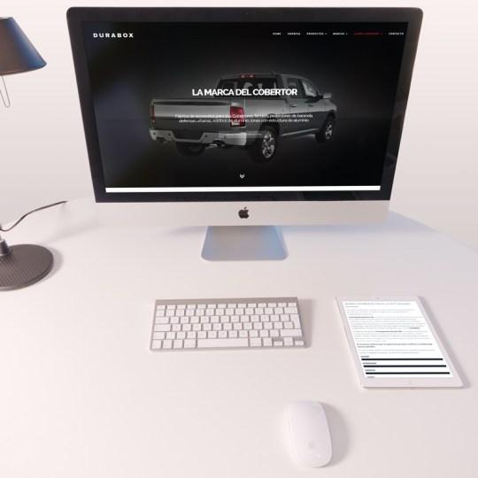 Diseño Web Durabox