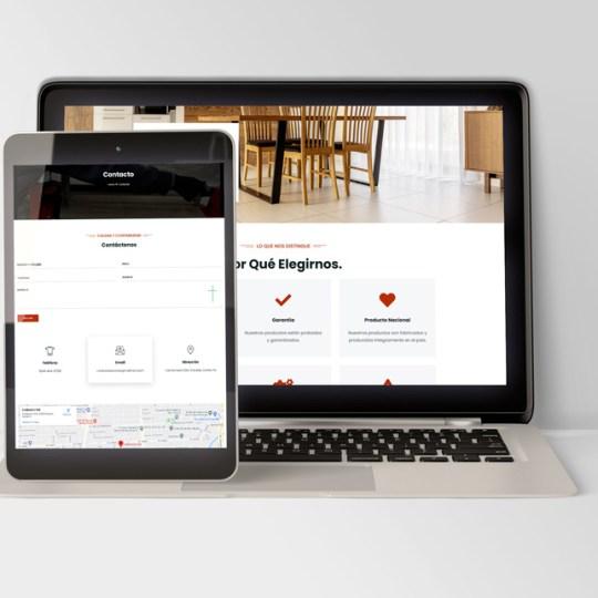 Diseño Web Para Cortadoras Zonta2