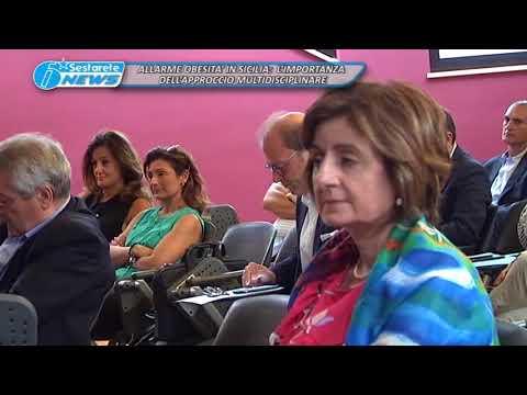 ALLARME OBESITA' IN SICILIA, L'IMPORTANZA DELL'APPROCCIO MULTIDISCIPLINARE
