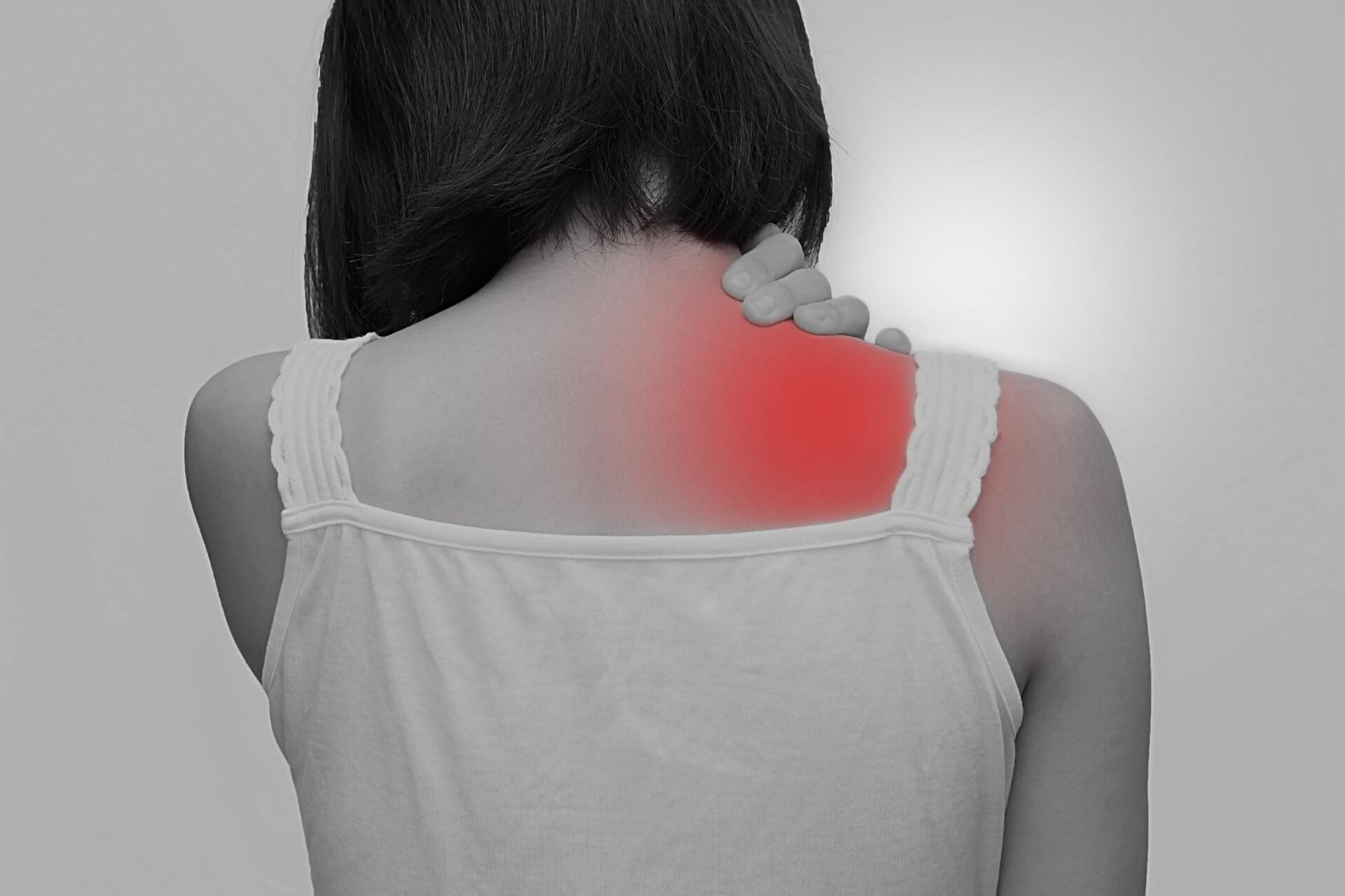 肩こりと筋膜リリース