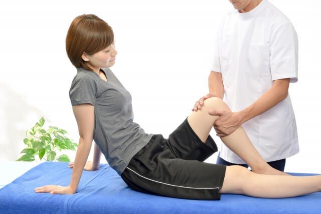 変形性膝関節症と筋トレ