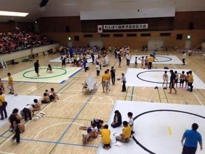 第39回わんぱく相撲世田谷区大会