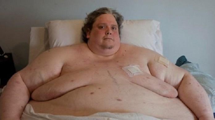 Keith Martin: L'homme le plus gros du monde est mort(Photos)