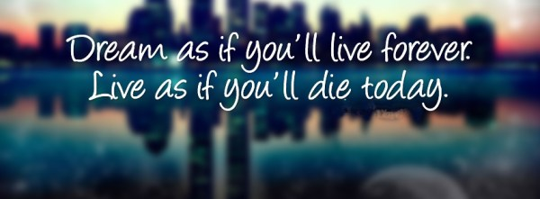 Amazing Quote Facebook Cover Photo - [851 x 314]