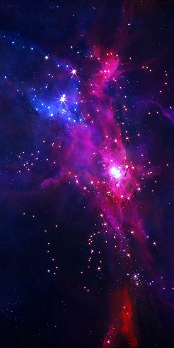 Galaxy Colors Wallpaper [1080x2160]