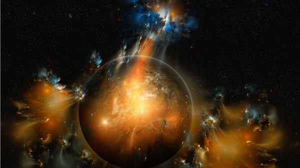 Solar System Wallpaper 23 1366x768