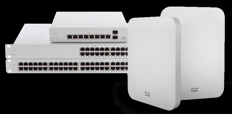 Cisco Meraki - servidor dell  aluguel de servidor, switch