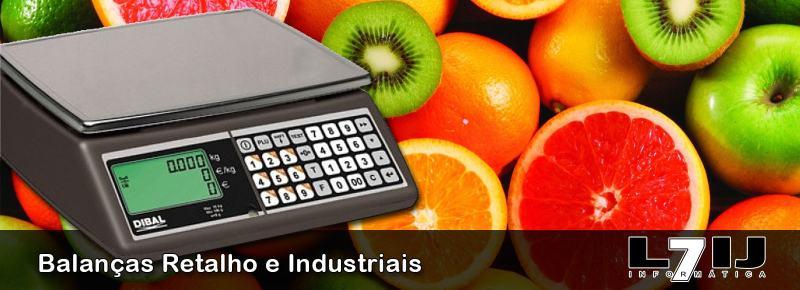 Balanças Retalho e Industriais