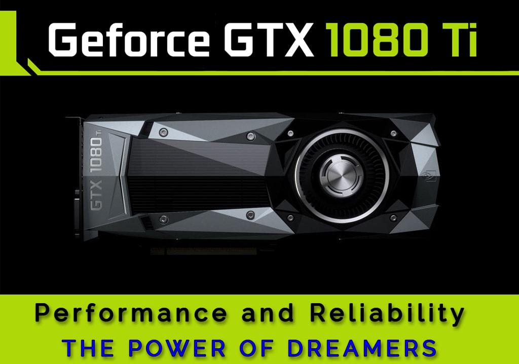 Placas Gráficas Nvidia GTX1080Ti