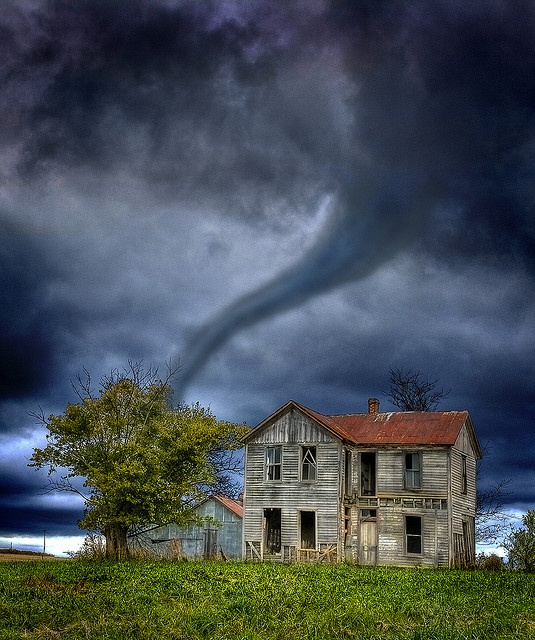 Tornado, The Ozarks, Missouri