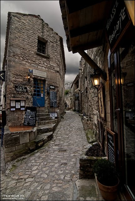 Ancient Village, Vicoletto, France