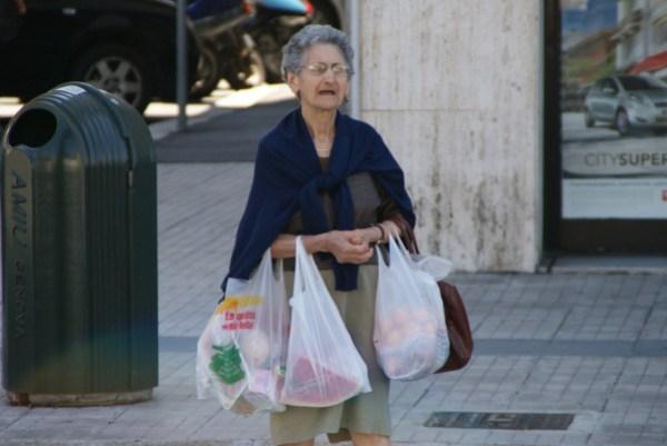 blog voyage australie whv roadtrip italie vieille loaded grandma shopping