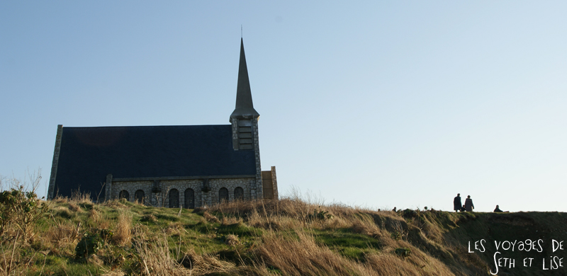 blog etretat chapelle voyage