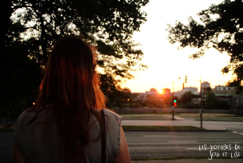 blog canada montreal pvt seth lise photo sunrise urbain soleil crépusucle girl fille