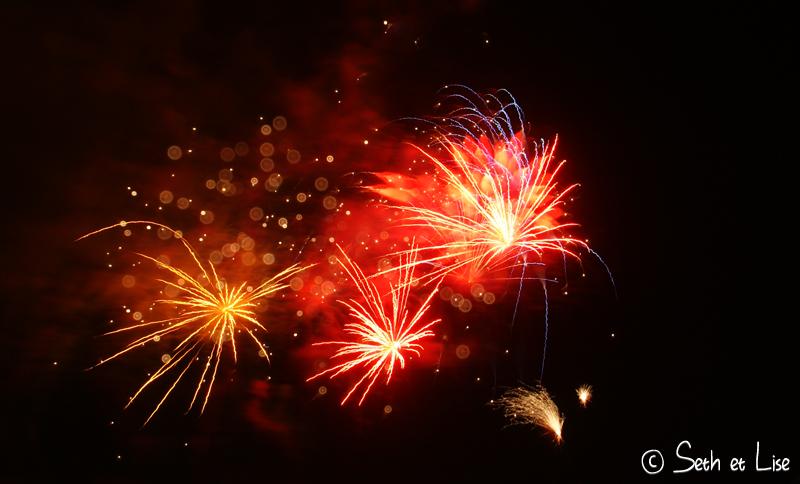 firework montreal