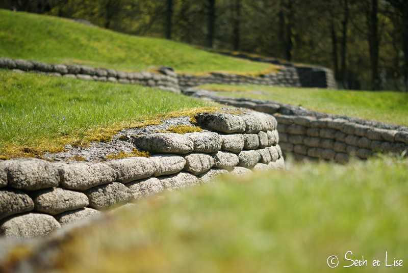blog canada pvt seth lise montreal photo vimy histoire history memorial war guerre tranchée
