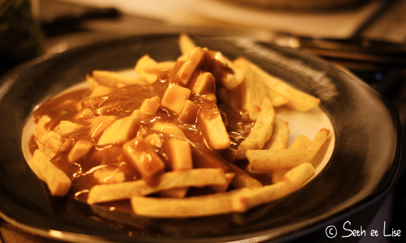poutine homemade
