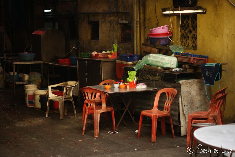 kuala lumpur malaisie street