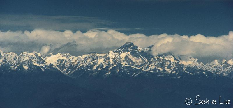 Un visa pour le Népal