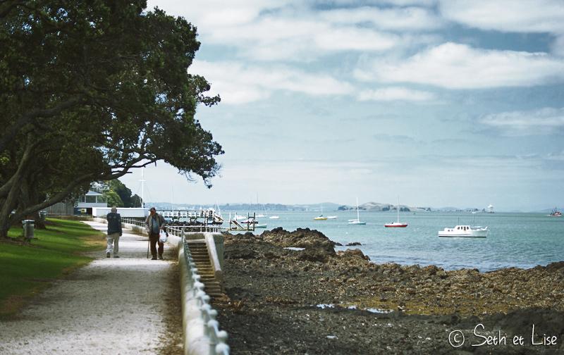Un ferry pour Devonport