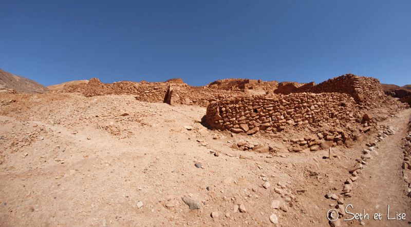 forteresse quitor