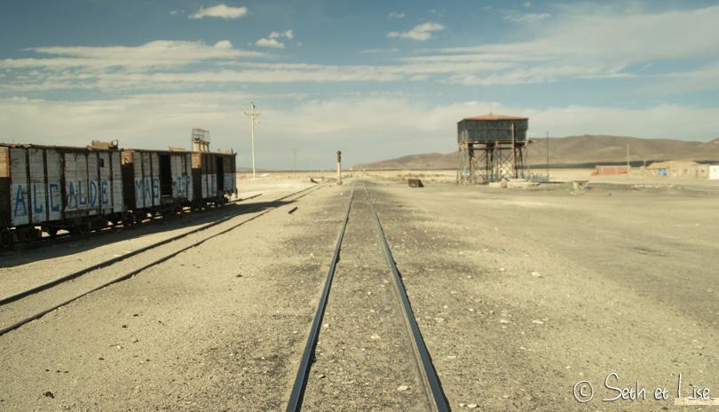 train track bolivia