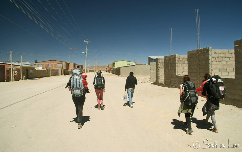Bad-trip en Bolivie