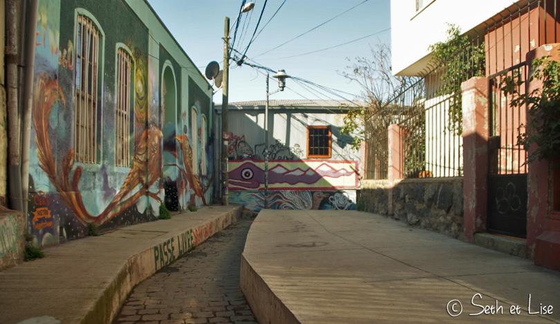 sidewalk valparaiso